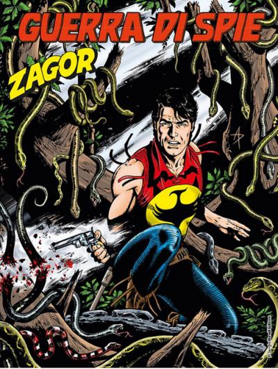Zenith Gigante - N° 680 - Guerra Di Spie - Zagor Bonelli Editore