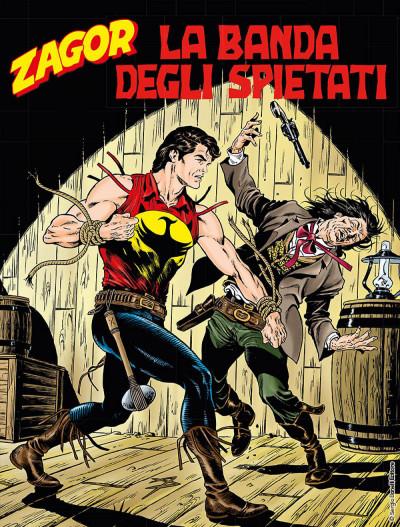 Zenith Gigante - N° 683 - La Banda Degli Spietati - Zagor Bonelli Editore