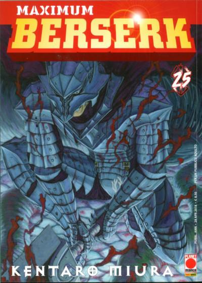 Berserk Maximum - N° 25 - Maximum Berserk - Planet Manga