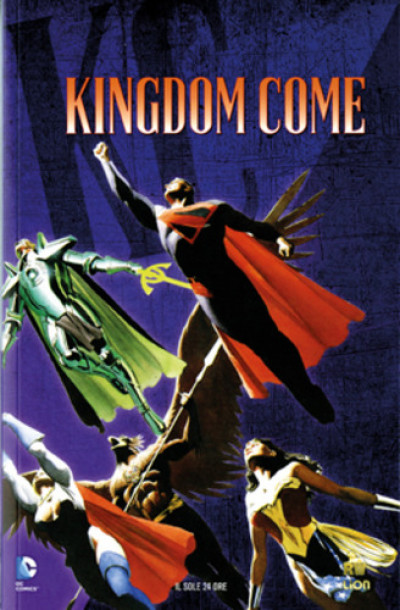 Dc Comics Story - N° 1 - Kingdom Come - Master24 Rw Lion