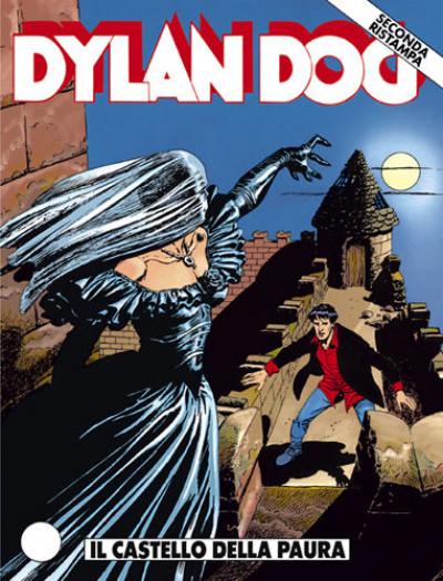 Dylan Dog 2 Ristampa - N° 16 - Il Castello Della Paura - Bonelli Editore