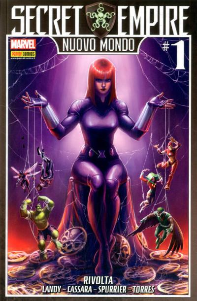 Marvel Crossover - N° 96 - Rivolta - Secret Empire: Nuovo Mondo Marvel Italia
