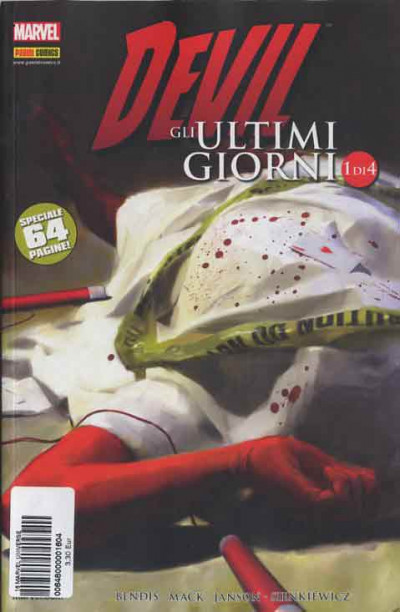 Marvel Universe - N° 16 - Devil - Gli Ultimi Giorni 1 - Marvel Italia