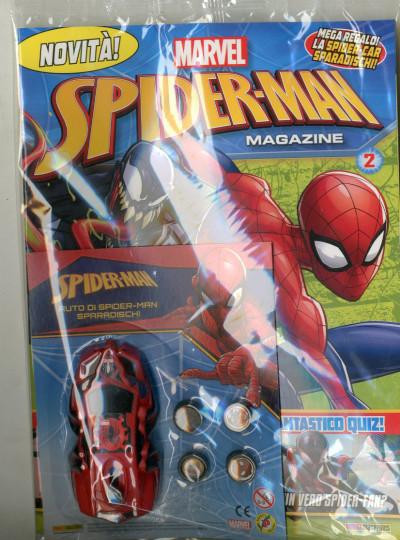Spider-Man Magazine - N° 2 - Spider-Man Magazine - Panini Comics Mega Marvel Italia