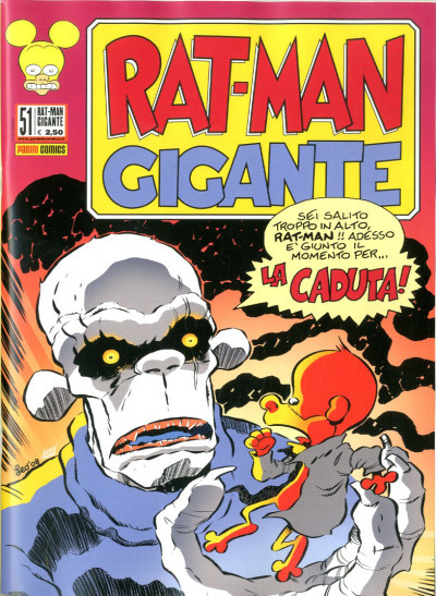 Rat-Man Gigante - N° 51 - Rat-Man Gigante - Panini Comics