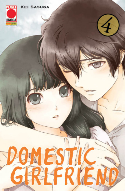 Domestic Girlfriend - N° 4 - Collana Japan 146 - Planet Manga