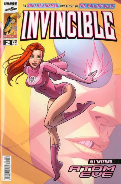 Invincible - N° 2 - Invincible - Saldapress