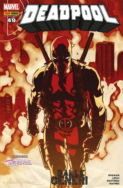 Deadpool Serie - N° 108 - Deadpool - Deadpool Marvel Italia
