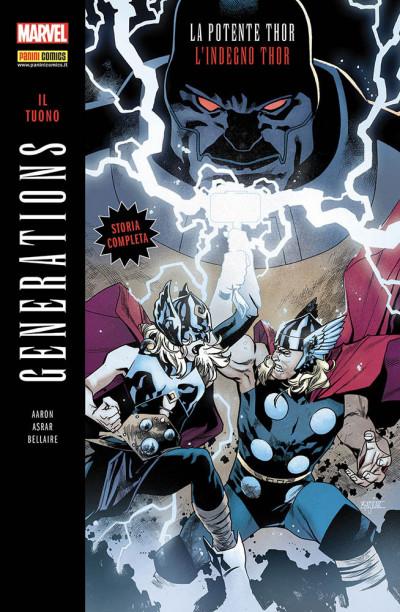 Generations - N° 4 - Il Tuono - La Potente Thor & Thor - Marvel Italia