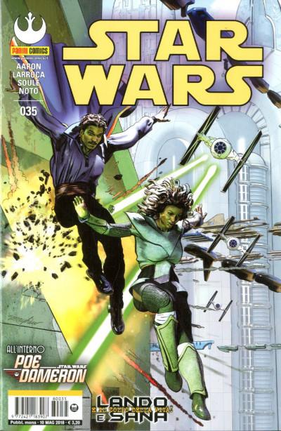 Star Wars Nuova Serie - N° 35 - Star Wars - Panini Comics