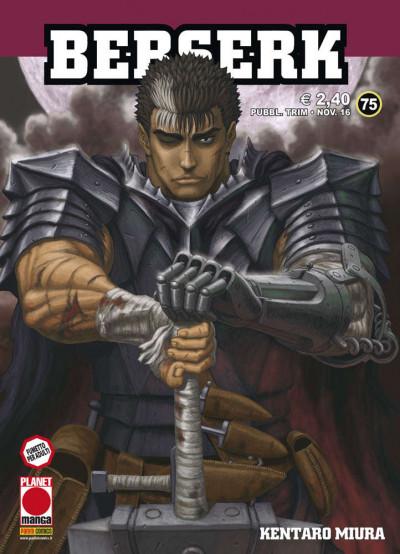 Berserk - N° 75 - Berserk - Planet Manga