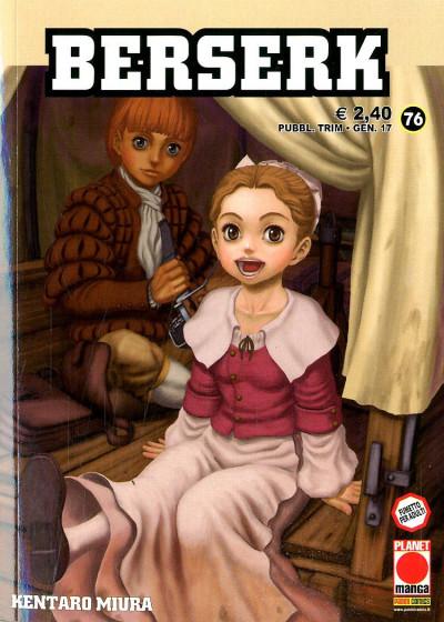 Berserk - N° 76 - Berserk - Planet Manga