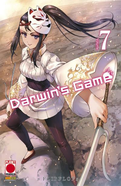 Darwin'S Game - N° 7 - Darwin'S Game - Manga Extra Planet Manga