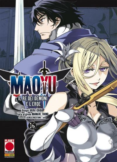 Maoyu (M18) - N° 16 - Il Re Dei Demoni E L'Eroe - Manga Icon Planet Manga