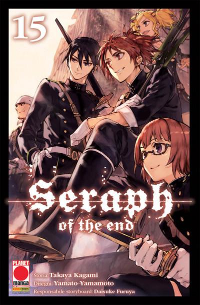 Seraph Of The End - N° 15 - Seraph Of The End - Arashi Planet Manga
