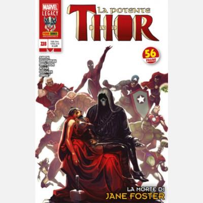 La potente Thor