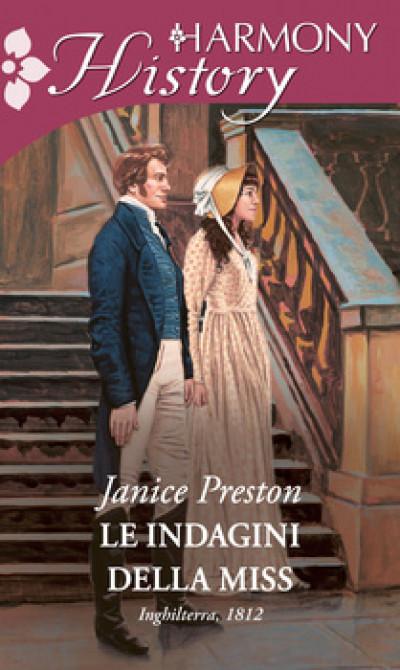 Harmony History - Le indagini della Miss Di Janice Preston
