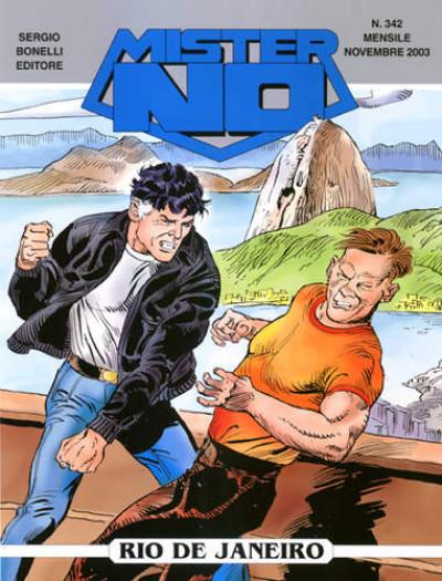 Mister No - N° 342 - Rio De Janeiro - Bonelli Editore