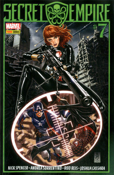 Marvel Miniserie - N° 195 - Secret Empire - Secret Empire Marvel Italia
