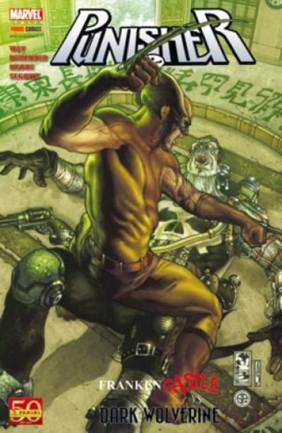 Marvel Universe - N° 5 - Punisher 4: Frankencastle Vs. Dark Wolverine 1 M2 - Marvel Italia