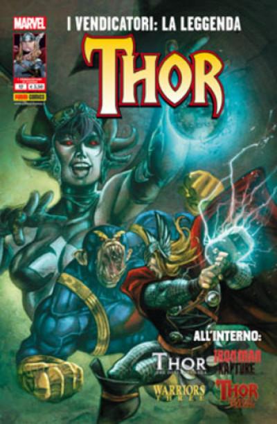 Vendicatori La Leggenda - N° 12 - Thor & Iron Man - Marvel Italia