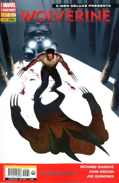 X-Men Deluxe - N° 234 - Wolverine: In Memoriam - X-Men Deluxe Presenta Marvel Italia