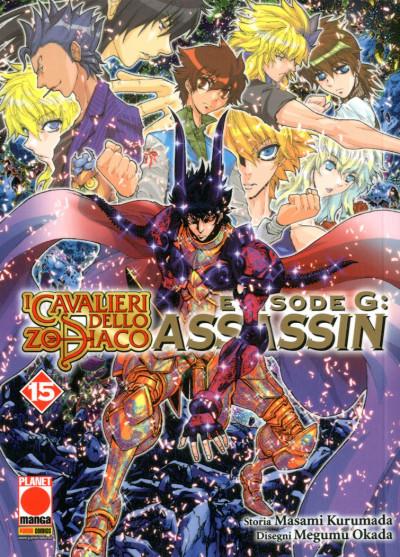 Cavalieri Zod. Ep. G Assassin - N° 15 - Cavalieri Dello Zodiaco Episodio G Assassin - Planet Manga Presenta Planet Manga