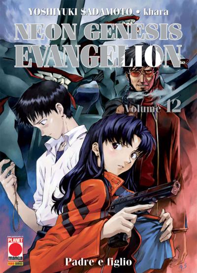 Neon Genesis Evangelion - N° 12 - Neon Genesis Evangelion (M14) - Planet Manga