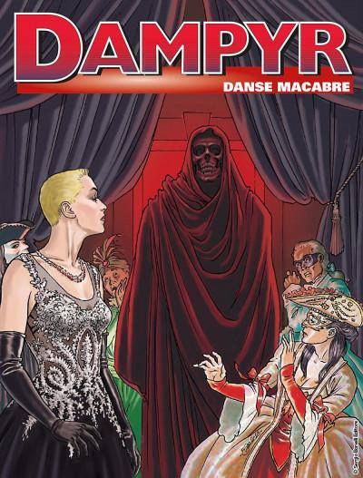 Dampyr - N° 218 - Danse Macabre - Bonelli Editore