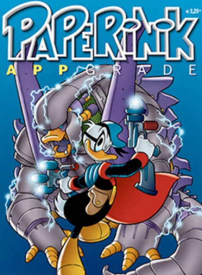 Paperinik Appgrade - N° 20 - Paperinik Appgrade - Panini Disney