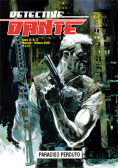 Detective Dante - N° 17 - Paradiso Perduto - Editoriale Aurea