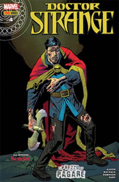 Doctor Strange - N° 4 - Doctor Strange - Marvel Italia