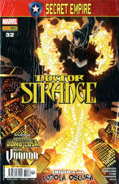 Doctor Strange - N° 32 - Doctor Strange - Marvel Italia