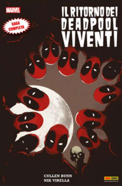 Marvel Icon - N° 27 - Il Ritorno Dei Deadpool Viventi - Marvel Italia