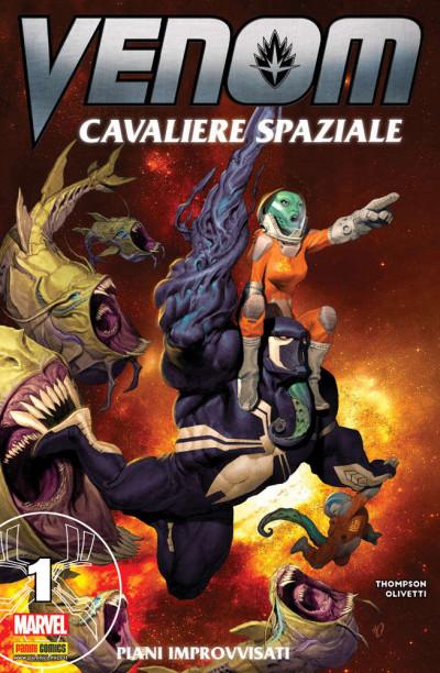 Marvel Mega - N° 99 - Venom-Cavaliere Spaziale - Marvel Italia