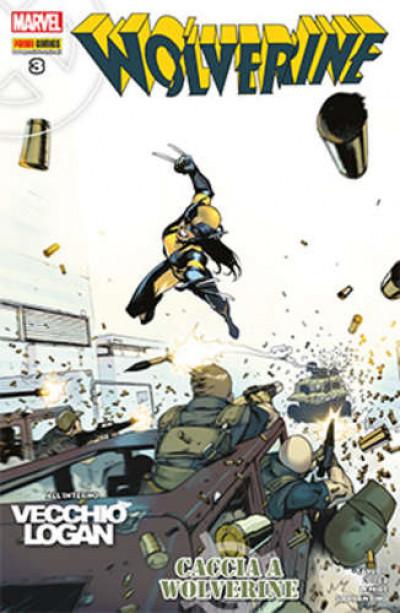 Wolverine - N° 329 - Wolverine 3 - Marvel Italia
