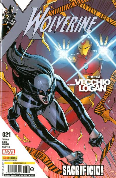 Wolverine - N° 347 - Wolverine - Wolverine Marvel Italia