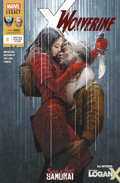 Wolverine - N° 357 - Marvel Legacy Wolverine - Marvel Legacy Wolverine Marvel Italia