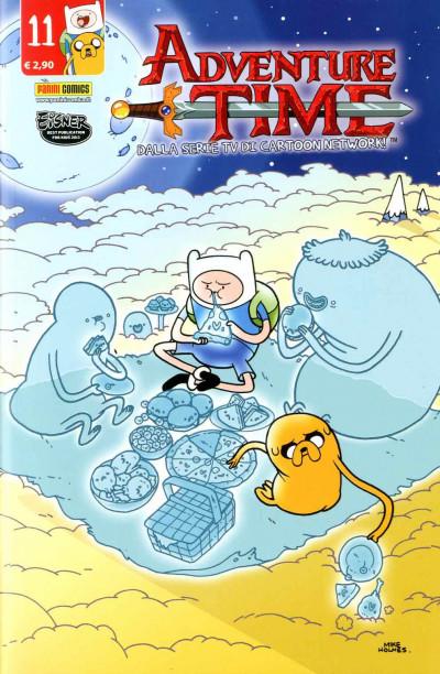 Adventure Time - N° 11 - Panini Time 11 - Panini Comics