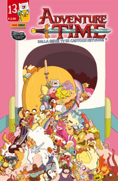 Adventure Time - N° 13 - Panini Time 13 - Panini Comics