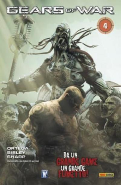 Panini Comics Mix - N° 7 - Gears Of War 4 - Panini Comics