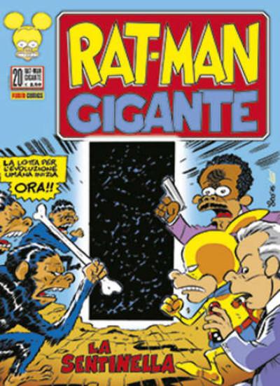 Rat-Man Gigante - N° 20 - Rat-Man Gigante - Panini Comics