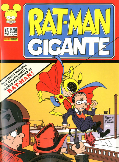 Rat-Man Gigante - N° 45 - Rat-Man Gigante - Panini Comics