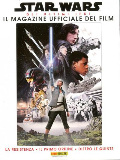Star Wars Ultimi Jedi Movie... - Star Wars Gli Ultimi Jedi Movie Magazine - Panini Legends Iniziative Panini Comics