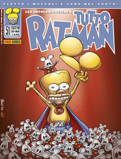 Tutto Rat-Man - N° 51 - Tutto Rat-Man - Panini Comics