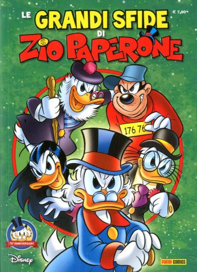 Disney Happy - N° 2 - Le Grandi Sfide Di Zio Paperone - Panini Disney