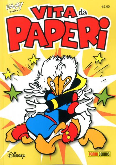 Uack! - N° 35 - Vita Da Paperi 1 - Uack! Presenta Panini Disney