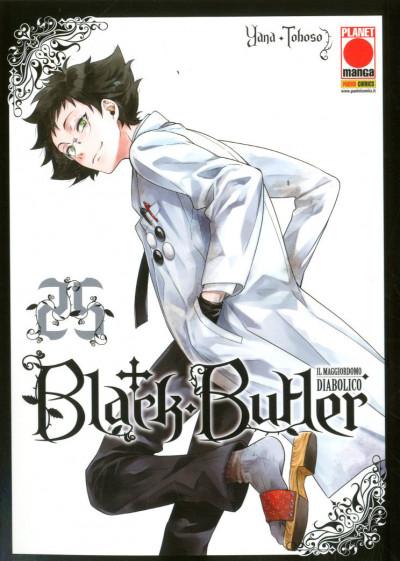 Black Butler - N° 25 - Il Maggiordomo Diabolico - Planet Manga