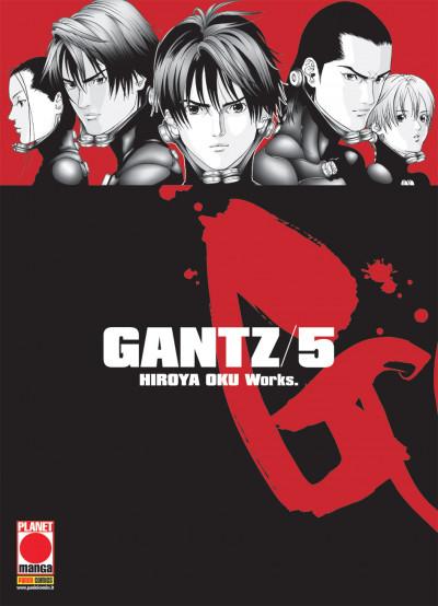 Gantz Nuova Edizione - N° 5 - Gantz Nuova Edizione - Planet Manga