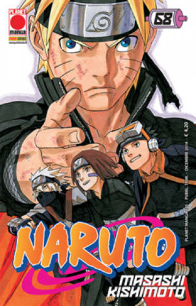 Naruto - N° 68 - Naruto - Planet Manga Planet Manga